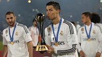 Získá Cristiano Ronaldo za dva týdny další trofej?