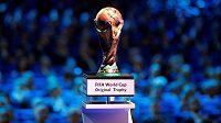 O tuto trofej se bude příští rok v Rusku bojovat.