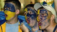 Ukrajinští fanoušci se už těší, jak si fotbalové Euro užijí