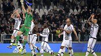 Fotbalisté Juventusu se musí do konce dubna obejít bez stopera Chielliniho.