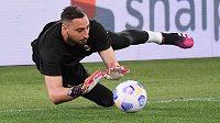 Italský reprezentační brankář Gianluigi Donnarumma v AC Milán končí.