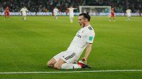 Gareth Bale bude fotbalistům Realu Madrid chybět zhruba měsíc.