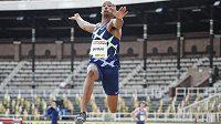 Jihoafričan Ruswahl Samaai ve Stockholmu vyhrál, i když neskočil nejdál.