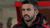 Christian Panucci ještě na lavičce Albánie.