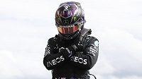 Kvalifikaci na Velkou cenu Belgie formule 1 vyhrál obhájce titulu Lewis Hamilton.