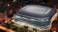 Takhle má vypadat nový stadión Realu Madrid.