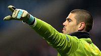 Gólman Victor Valdés touží po nové výzvě, a tak se barcelonská jednička možná přesune do jiného klubu.
