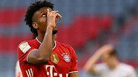Záložník Bayernu Kingsley Coman se podrobil menší operaci srdce.