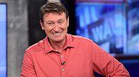 Legendární Wayne Gretzky by si přál, aby na olympijských hrách znovu hráli hokejisté z NHL.