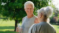 Pohyb, fyzická aktivita vnáší více života i do pozdnějších let. (ilustrační foto)