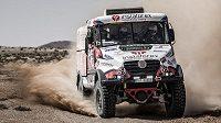 Aleš Loprais na Morocco Desert Challenge.