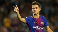Denis Suárez z Barcelony bude hostovat v Arsenalu.
