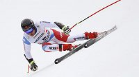 Švýcarský lyžař Mauro Caviezel získal malý globus za Super-G.