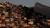 Z některého ze slumů v Rio de Janeiru přilétla do olympijského areálu zbloudilá kulka.