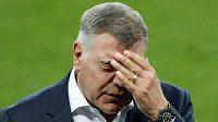 Trenér Sam Allardyce kvůli korupční aféře odešel od anglické fotbalové reprezentace.