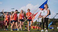 Česká reprezentace nastupuje na MS v běhu na 100 km.