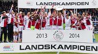 Ajax má po remíze s Almelem jistý titul.