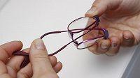 Oční trable řeší hodně běžců, brýle mohou být řešením.