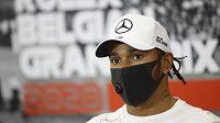Pilot Mercedesu Lewis Hamilton nebude bojkotovat Velkou cenu Belgie