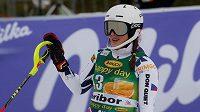 Česká slalomářka Gabriela Capová.