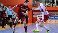 Futsalisté Sparty vyřadili ve čtvrtfinále play off městského rivala - Slavii. Sérii vyhráli 3:0 na zápasy.