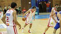 Basketbalisté Nymburka.