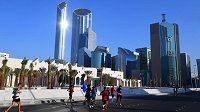 Hlavní město Spojených arabských emirátů je považováno za nejbohatší město světa.