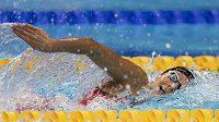 Poplave o zlato? Barbora Seemanová postoupila na ME v Budapešti nejrychlejším časem do finále na 200 metrů volný způsob a potvrdila na své parádní trati medailové ambice.
