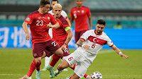 Švýcarský fotbalový reprezentant Xherdan Shaqiri míří z Liverpoolu do Lyonu.