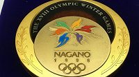 Zlatá medaile z Nagana
