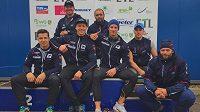 Čeští bobisté si libují, že jsou během olympiády pořádné mrazy