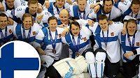Hokejisté Finska v loňském roce získali olympijský bronz a stříbro z MS. Pozlatí rok 2015 v České republice?