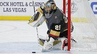 Brankář Marc-André Fleury z Vegas Golden Knights se nezúčastní Utkání hvězd NHL v St. Louis.
