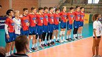 Čeští hráči do 18 let vezou z volejbalového mistrovství Evropy v Itálii stříbrné medaile.