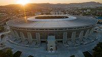 Stadion Ference Puskáse v Budapešti