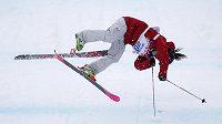 Při drsném pádu Kanaďanky Yuki Tsubotaová ve finále slopestylu diváci raději zavírali oči.