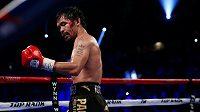 Filipínský boxer Manny Pacquiao