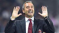 Marco Giampaolo už není koučem AC Milán.