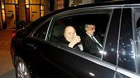 Bývalý prezident FIFA Sepp Blatter slyšení u Sportovního arbitrážního soudu (CAS)