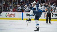 Český hokejový útočník Kristian Reichel zamířil z přípravného kempu Winnipegu do Manitoby do AHL.