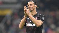 Fotbalový útočník Zlatan Ibrahimovic byl zklamaný, po návratu do AC Milán jeho tým nevyhrál nad Sampdorií.