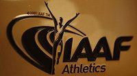 Logo Mezinárodní atletické federace.