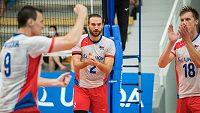 Zkušený volejbalový reprezentant Jan Hadrava se těší na ME. Pro zápas s Itálií bude mít o motivaci postaráno.