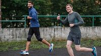 Běžecké a kompenzační tréninky pod dohledem zkušených trenérů.