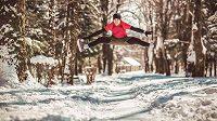 Opravdový trailrunner se z příchodu zimy raduje!