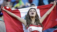 Příznivci Peru měli v úvodu zápasu proti Brazílii co slavit...