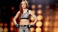 Lucie Pudilová má před sebou čtvrtý zápas v UFC. Vyhraje?