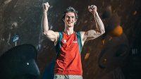 Adam Ondra čeká na svůj první start na olympijských hrách