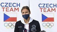 Plavkyně Barbora Seemanová je jednou z českých nadějí na olympijských hrách v Tokiu.