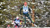 Stíhací závod ve švédském Östersundu vyhrála biatlonistka Denise Herrmannová.